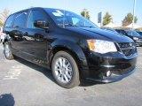 Dodge Grand Caravan 2012 Data, Info and Specs