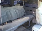 1995 GMC Yukon GT 4x4 Gray Interior