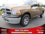 2011 Saddle Brown Pearl Dodge Ram 1500 ST Quad Cab #55956493