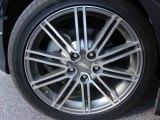 2008 Toyota Camry SE V6 Custom Wheels