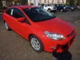 2012 Race Red Ford Focus SE Sedan #55956474