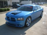 2008 Dodge Charger SRT-8 Super Bee Front 3/4 View