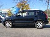 2009 Crystal Black Pearl Honda CR-V EX 4WD #55957055