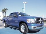 2007 Dodge Ram 1500 Electric Blue Pearl