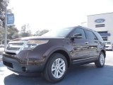 2012 Cinnamon Metallic Ford Explorer XLT #55956422