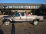 2012 Sterling Grey Metallic Ford F250 Super Duty XLT SuperCab 4x4 #55956690