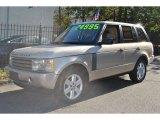 2004 Land Rover Range Rover Maya Gold Metallic