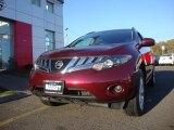 2009 Merlot Metallic Nissan Murano S AWD #55956668