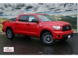 2012 Radiant Red Toyota Tundra TRD Rock Warrior CrewMax 4x4 #55956291