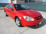 2007 Victory Red Chevrolet Cobalt LT Coupe #55956603