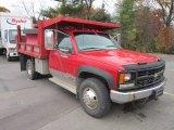 1998 Chevrolet C/K 3500 K3500 Regular Cab 4x4 Dump Truck Data, Info and Specs