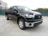2012 Black Toyota Tundra SR5 CrewMax #55956599