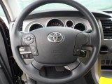2012 Toyota Tundra SR5 CrewMax Steering Wheel
