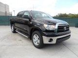 2012 Black Toyota Tundra SR5 CrewMax #55956598