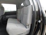 2012 Toyota Tundra SR5 CrewMax Graphite Interior