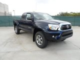 2012 Nautical Blue Metallic Toyota Tacoma V6 SR5 Prerunner Access cab #55956594