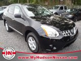 2012 Super Black Nissan Rogue S Special Edition #55956150