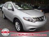 2012 Brilliant Silver Nissan Murano SL #55956117