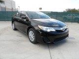 2012 Attitude Black Metallic Toyota Camry LE #55956581