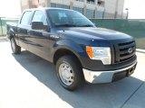 2011 Dark Blue Pearl Metallic Ford F150 XLT SuperCrew #55956569