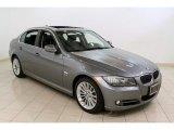 2009 Space Grey Metallic BMW 3 Series 335xi Sedan #55956869