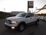 2010 Stone White Dodge Ram 1500 TRX4 Crew Cab 4x4 #55956562