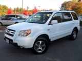2007 Taffeta White Honda Pilot EX-L 4WD #55956853