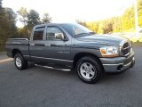 2006 Mineral Gray Metallic Dodge Ram 1500 SLT Quad Cab #56013537