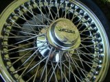 Jaguar XKE 1974 Wheels and Tires