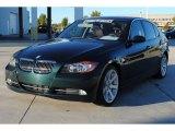 2008 Deep Green Metallic BMW 3 Series 335i Sedan #56013882