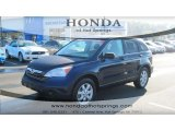 2008 Royal Blue Pearl Honda CR-V EX 4WD #56013873