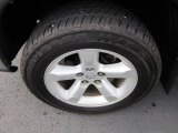 2008 Dodge Ram 1500 Big Horn Edition Quad Cab 4x4 Wheel