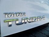 2008 Toyota Tundra SR5 Double Cab Marks and Logos