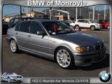 2005 Titanium Silver Metallic BMW 3 Series 330i Sedan #56013812