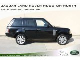 2007 Java Black Pearl Land Rover Range Rover Supercharged #56013794