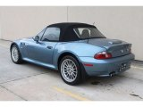 2002 BMW Z3 Atlanta Blue Metallic