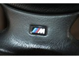 BMW Z3 2002 Badges and Logos