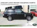 2011 Land Rover Range Rover Barolo Black