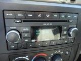 2010 Dodge Dakota Big Horn Crew Cab Audio System