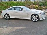 2012 Mercedes-Benz CL Diamond White Metallic