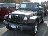 2012 Black Jeep Wrangler Sport S 4x4 #56013314