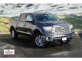 2012 Magnetic Gray Metallic Toyota Tundra Platinum CrewMax 4x4 #56013282