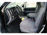 2012 Toyota Tundra SR5 Double Cab 4x4 Graphite Interior