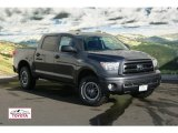 2012 Magnetic Gray Metallic Toyota Tundra TRD Rock Warrior CrewMax 4x4 #56013279