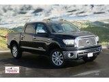 2012 Black Toyota Tundra Platinum CrewMax 4x4 #56013278