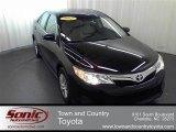 2012 Attitude Black Metallic Toyota Camry LE #56013990