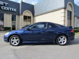 2002 Eternal Blue Pearl Acura RSX Sports Coupe #56013970