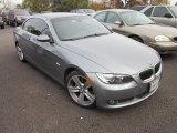 2008 Space Grey Metallic BMW 3 Series 328i Convertible #56013236