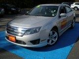 2010 Brilliant Silver Metallic Ford Fusion Sport #56013639