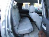 2010 Toyota Tundra Limited Double Cab 4x4 Graphite Gray Interior